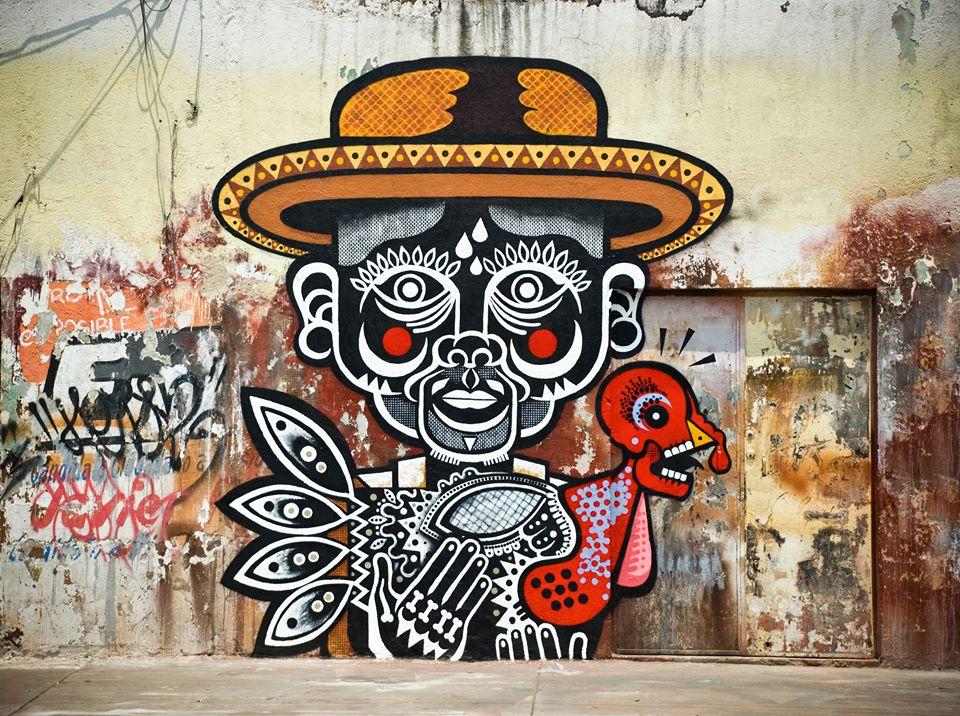Neuzz street art