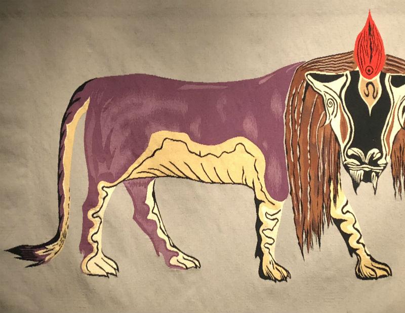 bordados leonora carrington
