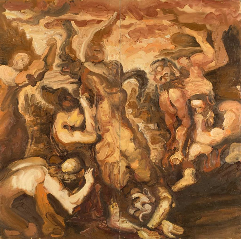pintores-mexicanos-german-venegas-exposicion-museo-tamayo-neomexicanismo
