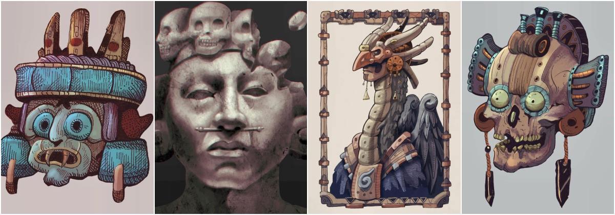 mexico-dioses-prehispanicos-mexicanos-mayas-mexicas-aztecas
