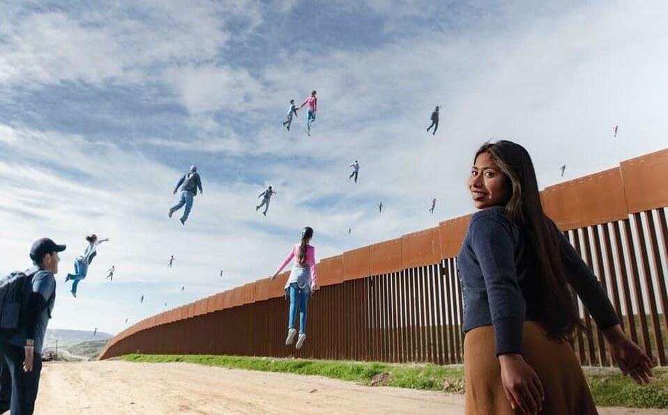 yalitza-aparicio-frontera-mexico-estados-unidos-roma-fotos-imagenes