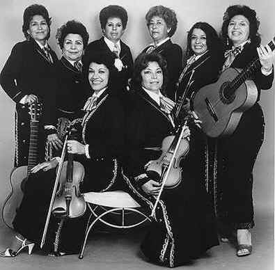 primeros mariachis mujeres