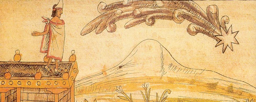 moctezuma-cometa-meteoros-codice-duran