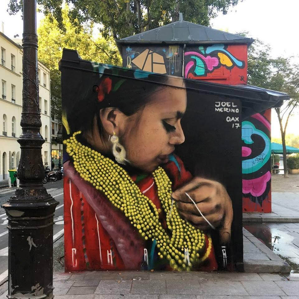 joel-merino-artista-muralista-triqui-mexico-oaxaca-oaxaqueno