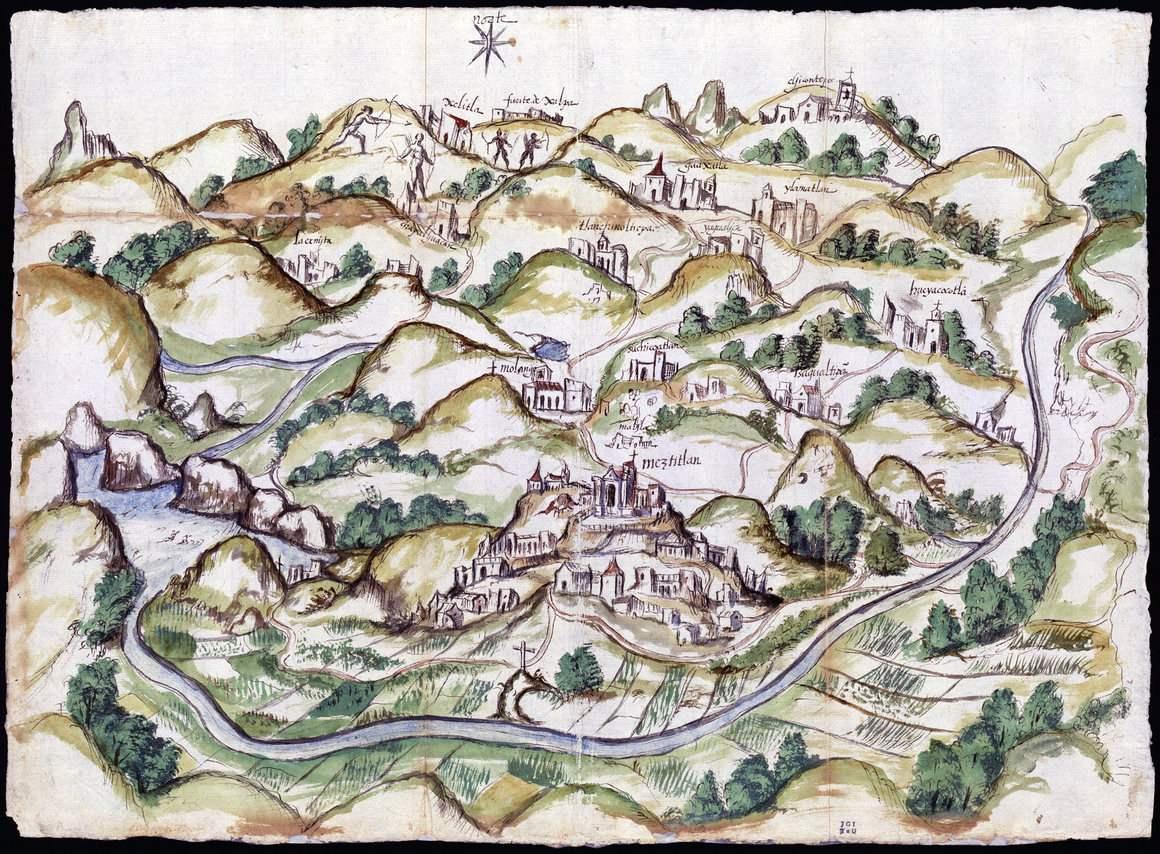 mapas-mexicanos-mexico-antiguo-cartografia-indigena-mexicana