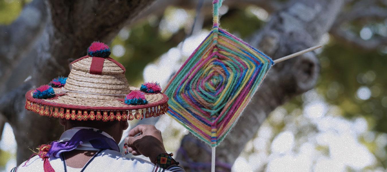 arte-huichol-artesanias mexicanas