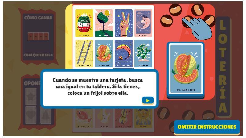 loteria-mexicana-jugar-en-linea-doodle-google