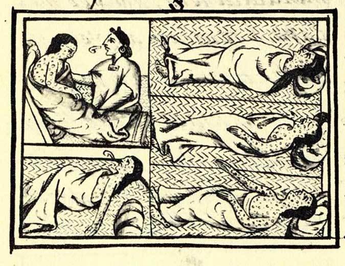 epidemias-pandemias-historia-mexico-prehispanicas-covid-coronavirus