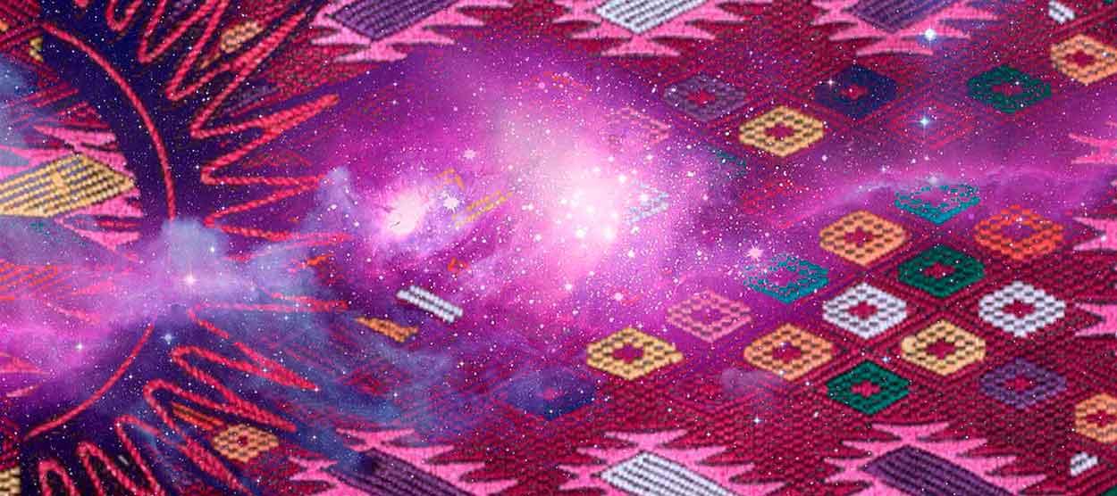 cultura maya, cosmología, hupil