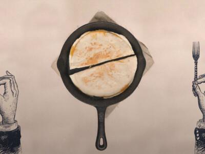 comida mexicana, quesadilla, queso