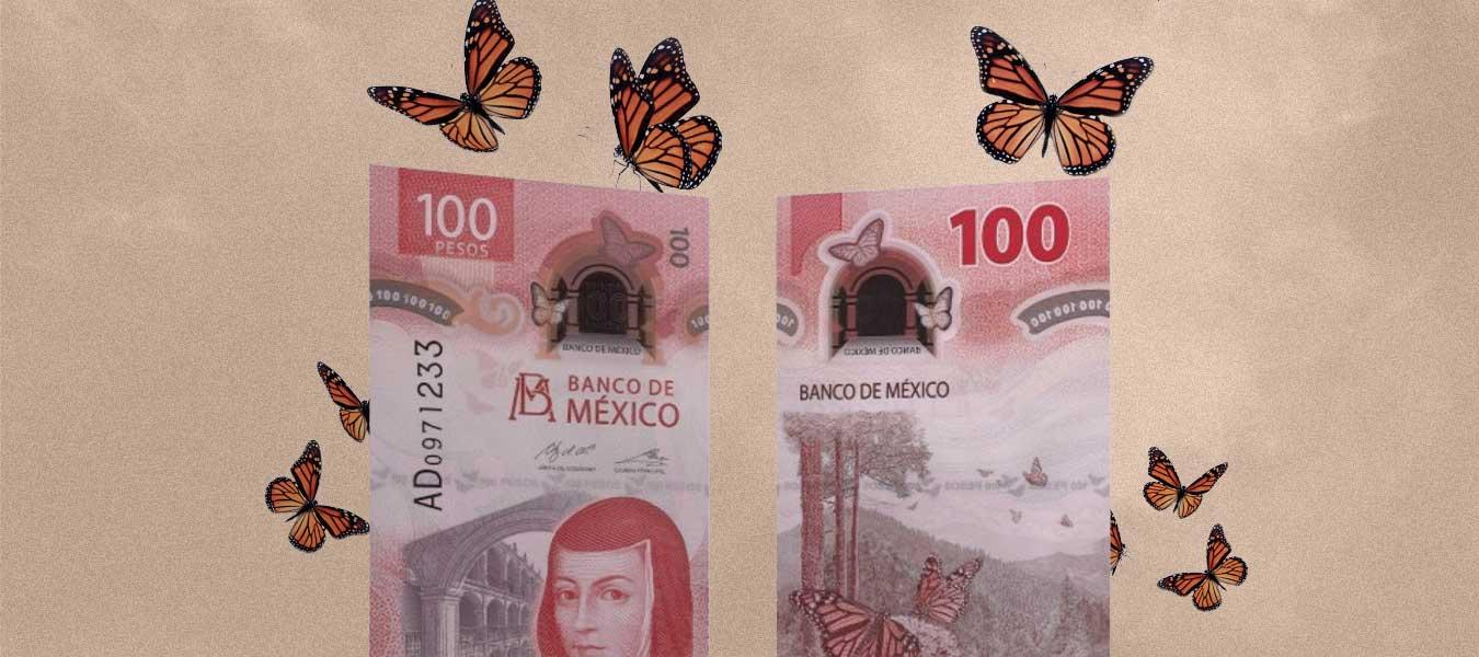 billete100-nuevo billete-banco de México