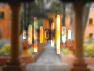 fonoteca, musica, Jardín, coyoacan
