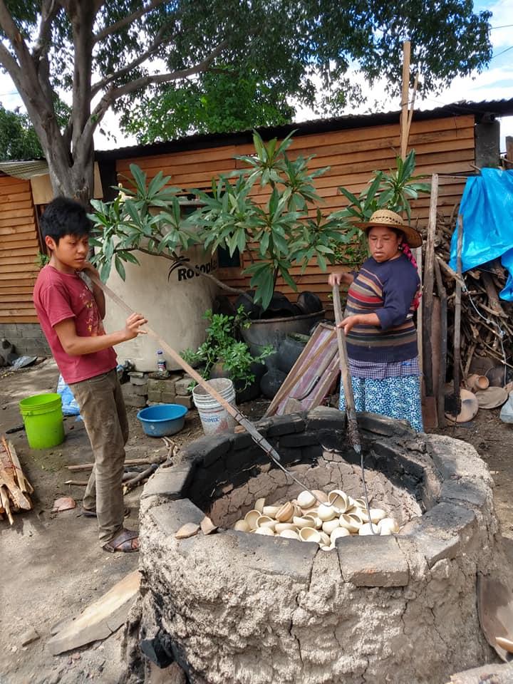 barro-oaxaca-artesania-taller-rufina
