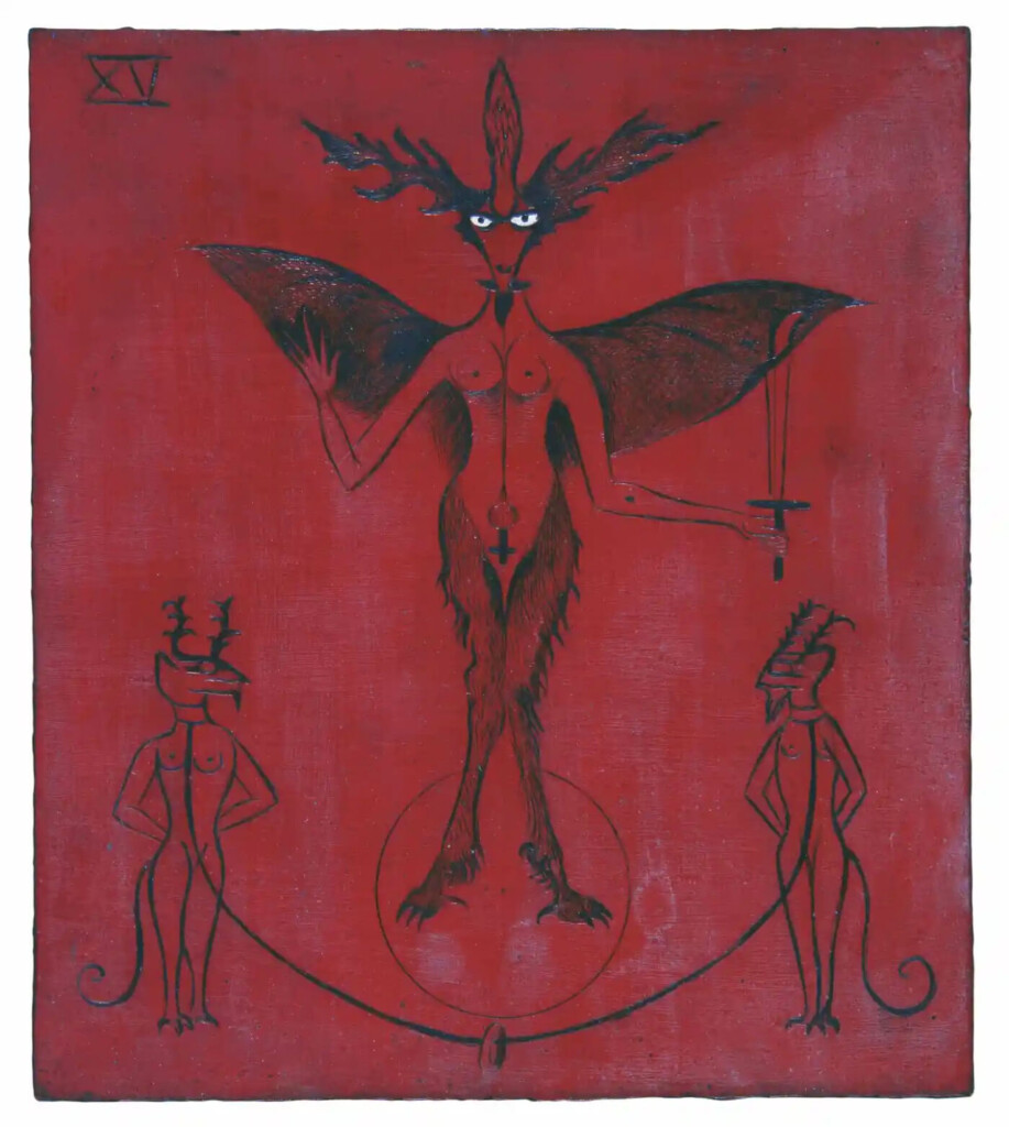 leonora-carrington-tarot-imagenes-completo-historia-significado-mexico-diablo