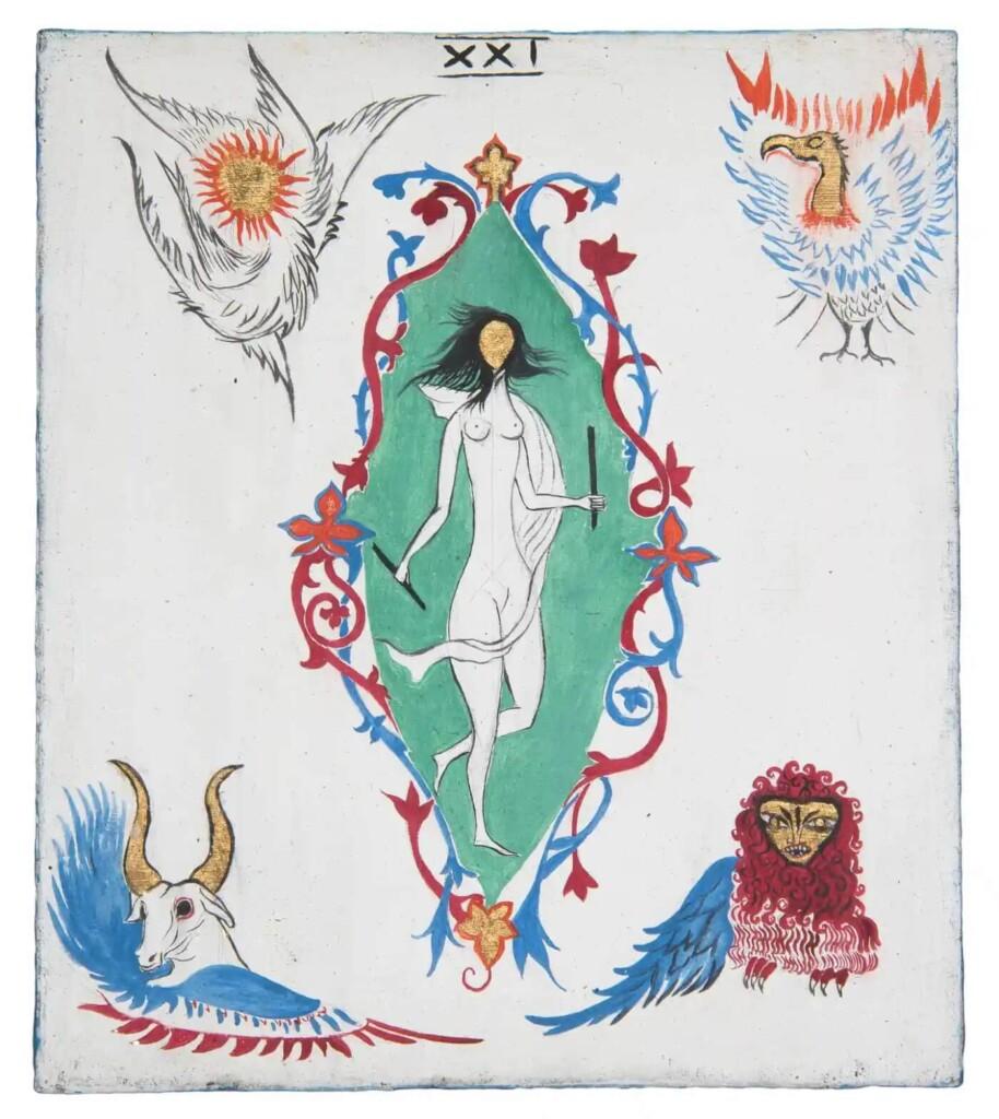 leonora-carrington-tarot-imagenes-completo-historia-significado-mexico-mundo