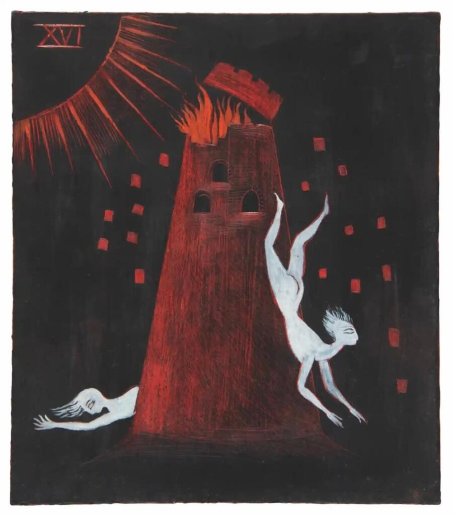 leonora-carrington-tarot-imagenes-completo-historia-significado-mexico-torre