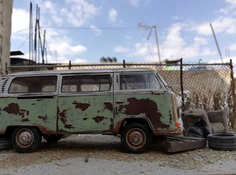 coche-miniatura-mexico-maquetas
